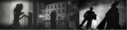 """""""Nosferatu"""" de Murnau, """"El tercer hombre"""" de Welles, """"Yo confieso"""" de Hitchcock"""