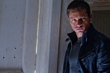 "Jeremy Renner en ""El legado de Bourne"""