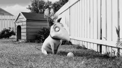 """Frankenweenie"" de Tim Burton"