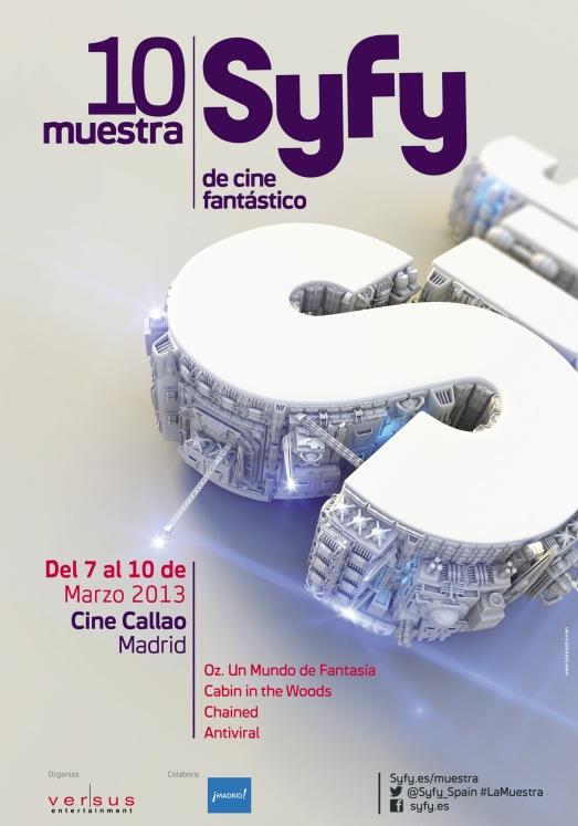 10ª Muestra SyFy de Cine Fantástico de Madrid