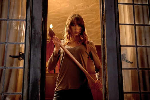 "Sharni Vinson en ""You're Next"""