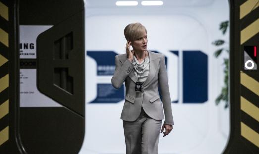 """Jodie Foster es la secretaría Delacourt en """"Elysium"""""""