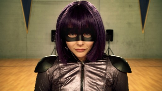 "Chloë Grace Moretz  es nuevamente Hit Girl en ""Kick Ass 2"""