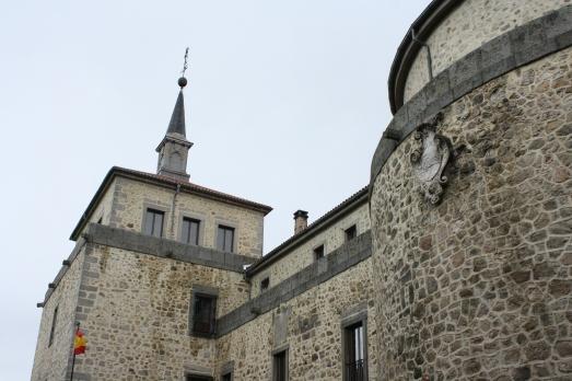 Castillo de Villaviciosa de Odón (Madrid)